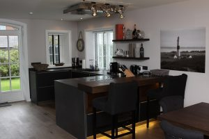 Zwei Ferienhäuser mit Luxus-Einrichtung - Exklusives Ambiente auf Sylt