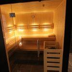 Entspannen in der eigenen Sauna - Ferienhaus auf Sylt/Rantum